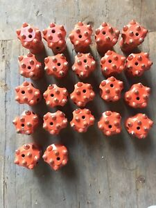 1 3 4 New Carbide Button Rock Drill Bits Rockmore T22 45 211b 1512 M8696