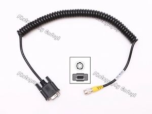 Serial Data Cable For Sokkia topcon Total Stations To Data Collector tds Trimble