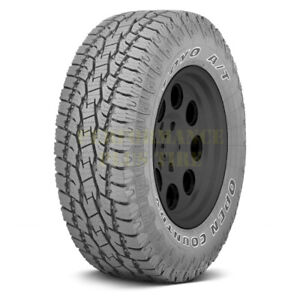 Toyo Open Country At Ii Lt275 65r18 113 110t Owl 6 Ply quantity Of 2