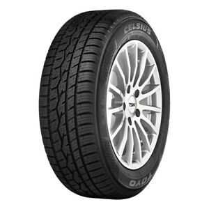 Toyo Celsius P235 45r17xl 97v quantity Of 2