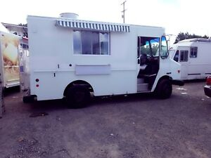 Custom Made Food Truck Ready To Go In 1 2 Weeks