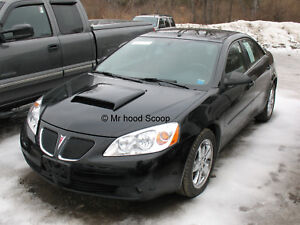 2005 2010 Hood Scoop For Pontiac G6 By Mrhoodscoop Unpainted Hs005