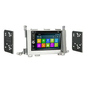 Dvd Gps Navigation Multimedia Radio And Dash Kit For Toyota Venza 2009