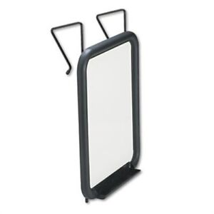 Panelmate Dry Erase Marker Board 13 1 2 X 16 5 8 11 X 14 Surface Charcoal X2