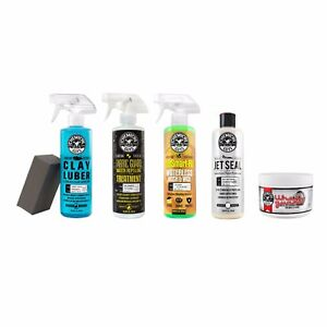 Chemical Guys Complete Winter Car Care Kit 6 Items