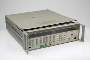 Chassi Front Panel For Agilent Hp 83752a Synthesized Sweeper 0 01 20 Ghz