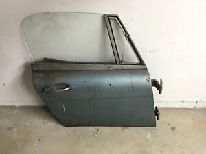 Austin Healey 3000 Mkiii Bj8 Right Hand Door With Window And Vent glass