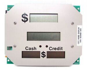 Wayne Dresser Left Hand Cash credit Sale Display Board S05 820168 019