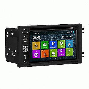 Dvd Gps Navigation Multimedia Radio And Dash Kit For Honda Element 2011