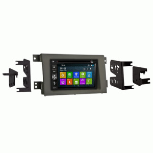 Dvd Gps Navigation Multimedia Radio And Dash Kit For Honda Ridgeline 2006