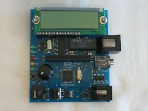 Microchip Pic Embedded Internet Board