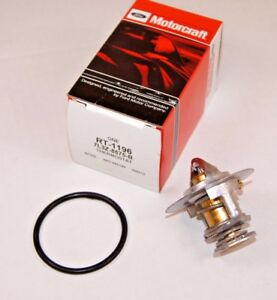 Set Of Motorcraft Thermostat Rt1229 Replaced By Rt1234 O Ring Gasket