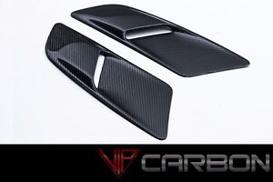Vipc Ford Mustang Gt 2015 2017 Carbon Fiber Hood Scoops By Vip