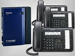 Panasonic Kx tda50g Bundle With 3 Black Kx dt543 Digital Phones