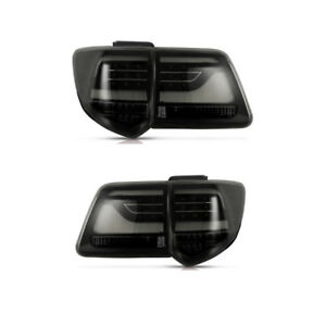 Led Tail Lights For 2012 2015 Toyota Fortuner Rear Lights Tinted