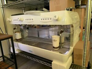 3group Hansens Espresso Cappuccino Commercial Machine Nsf Certified