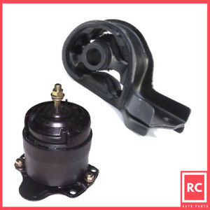 Front Engine Motor Trans Mount Set 2pcs For 1997 1999 Acura Cl 3 0l