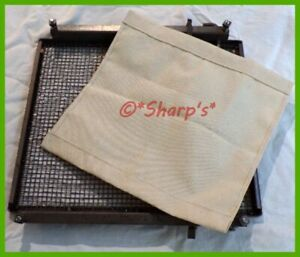 Ab417r john Deere B Br Bo Radiator Guard With Canvas Buy Direct And Save
