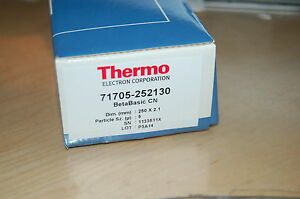New Hplc Column Thermo Betabasic Cn 250x2 1 Mm 5um 71705 252130 Vwr Bony
