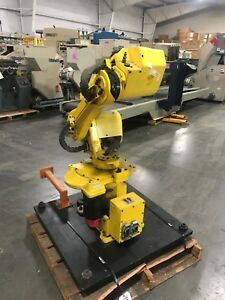 Fanuc M 6i 6 Axis Robot With Controller Yf 178m