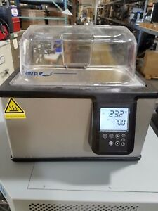 Polyscience Wb05 Digital General Purpose Water Bath 5 L Capacity 120v 60 Hz