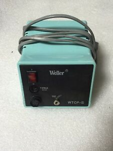 Weller Wtcp s Soldering Station Without Any Accessories