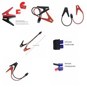 Jump Starter Cable Car Booster Clamp Cable Replacement Battery Clips Wire New