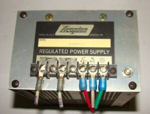 Acopian A24mt210 Regulated Power Supply 24vdc 2a Used