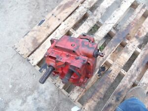 Farmall 706 Through 1566 Tractor 2 Speed Pto Assembly works Good