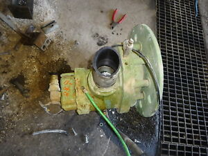 Sullair 185 Cfm Air End Airend Compressor Pump Drive John Deere Diesel
