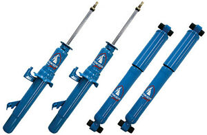 Tokico Hp Series Shocks Complete Set 1987 1993 Mustang V8