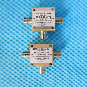 1pc Mini circuits Zfdc 20 5 75 100 1500mhz Rf Directional Coupler c836 Yh
