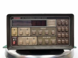 Keithley 224 Programmable Current Source Unit