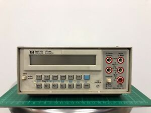 Hewlett Packard Hp 3478a 5 5 Digit Digital Multimeter