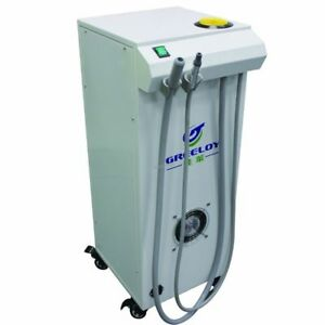 300l min Dental Medical High Vacuum Pump Suction System Unit For Clinictreatment