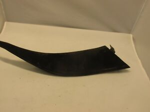 78 86 Porsche 928 Left Side Rear Spoiler Extension oem 928 512 073 02