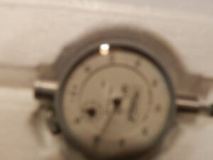 Fred V Fowler Co Dial Indicator 52 520 010