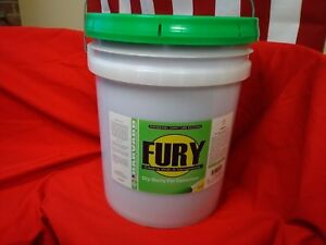 Harvard Chemical Research Fury Dry Slurry Truckmount Carpet Detergent 45 Lbs
