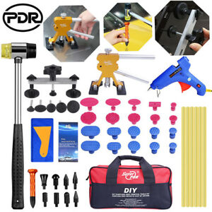 Pdr Tools Dent Lifter Puller Paintless Hail Removal Repair Tap Down Ding Hammer