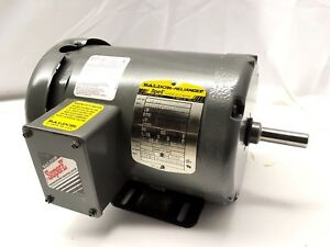 New Baldor 3103 0149 Electric Motor 1 2hp 5hp 37kw 1735rpm 575v 60hz 3phase 56