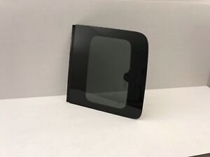 Fit 99 02 Dodge Ram 4 Door Quad Cab Driver Side Left Rear Door Window Mopar Used