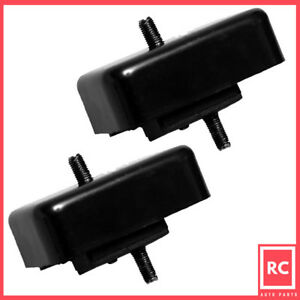 Front Left Right Motor Mount 2pcs Set For 1985 1995 Suzuki Samurai 1 3l