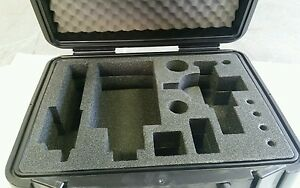 Original Trimble Rpu Kit System Hard Black Case w Foam Hofbauer Rugged