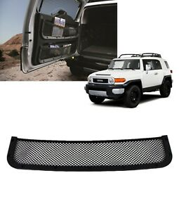 2007 2014 Fj Cruiser Rear Door Storage 1 Net Cargo Genuine Toyota Pt912 35070
