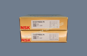 Nsk 7013ctynsulp4 Abec 7 Super Precision Spindle Bearings Matched Set Of 2