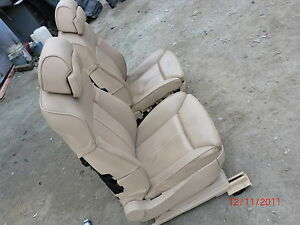 Bmw E65 E66 Comfort Ac Cooled Massage Heated Seat 745li 745i 760li 760 750li 750