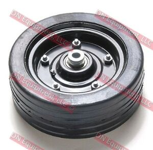 Caroni 59008700 Finish Mower Wheel Fits All Models New Replacement