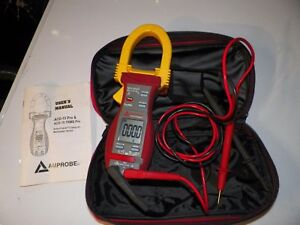 Amprobe Acd 15 Trms Pro 2000a Digital Clamp On Amp Meter Free Shipping