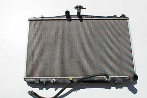 2010 2012 Lexus Rx350 Cooling System Radiator W Tow Package 2013
