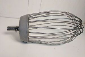 Varimixer Ar Rn 30 S Stainless Steel Commercial Wire Whip Metos Bear 30qt